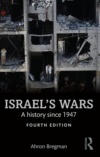 Israel's Wars A History Since 1947 book cover