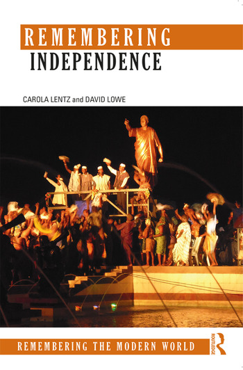 Remembering Independence book cover