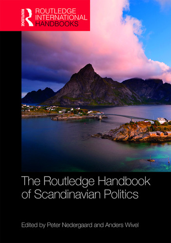 The Routledge Handbook of Scandinavian Politics book cover