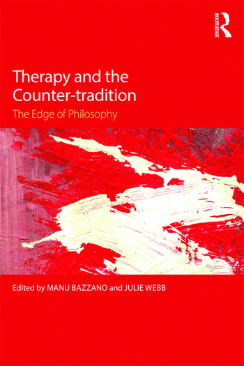Therapy and the Counter-tradition The Edge of Philosophy book cover