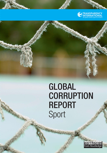 Global Corruption Report: Sport book cover