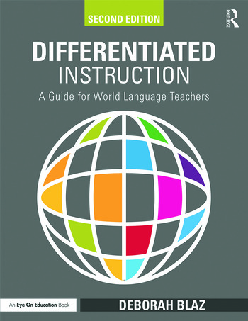 Differentiated Instruction A Guide for World Language Teachers book cover