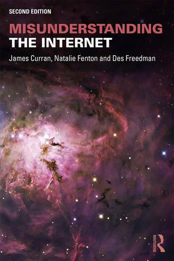 Misunderstanding the Internet book cover