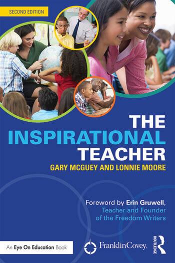 The Inspirational Teacher book cover