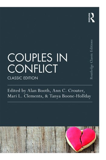 Couples in Conflict Classic Edition book cover