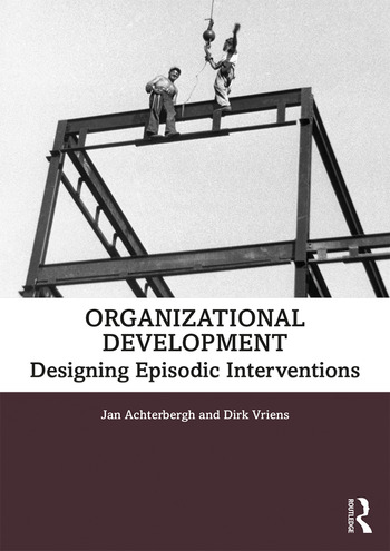 Organizational Development Designing Episodic Interventions book cover