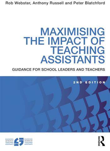 Maximising the Impact of Teaching Assistants Guidance for school leaders and teachers book cover