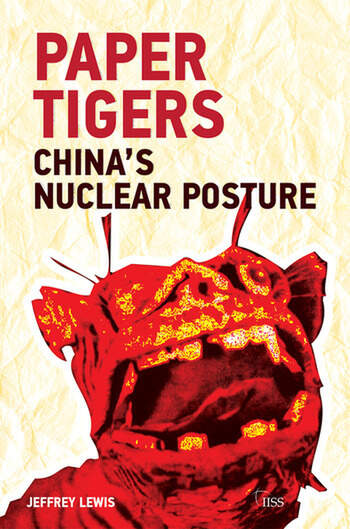 Paper Tigers China's Nuclear Posture book cover