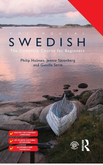 Colloquial Swedish The Complete Course for Beginners book cover