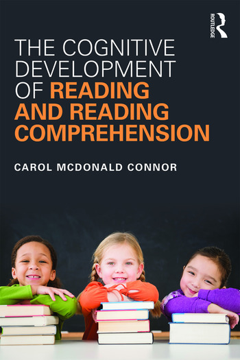 The Cognitive Development of Reading and Reading Comprehension book cover