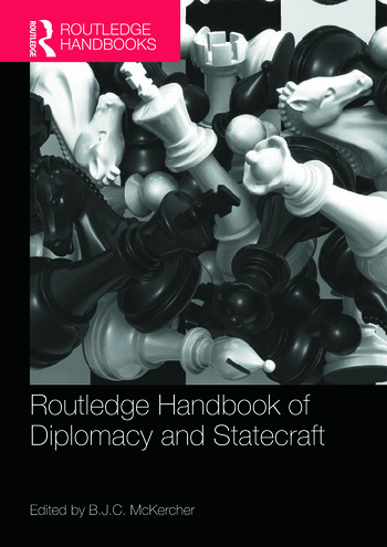 Routledge Handbook of Diplomacy and Statecraft book cover