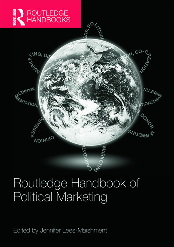 Routledge Handbook of Political Marketing book cover