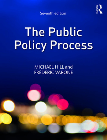 The Public Policy Process book cover