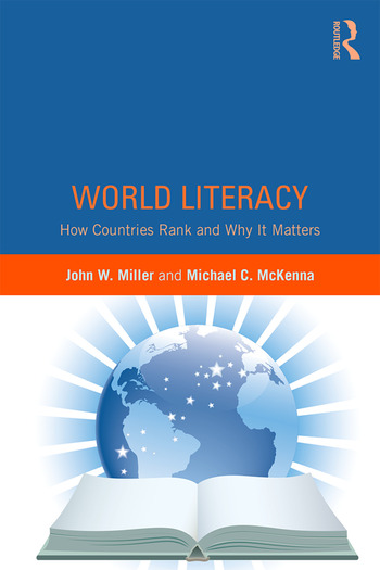 World Literacy How Countries Rank and Why It Matters book cover