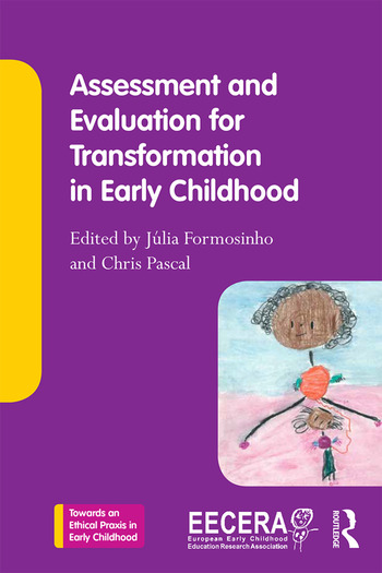 Assessment and Evaluation for Transformation in Early Childhood book cover