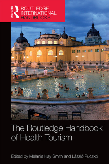 The Routledge Handbook of Health Tourism book cover