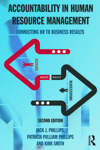 Accountability in Human Resource Management Connecting HR to Business Results book cover