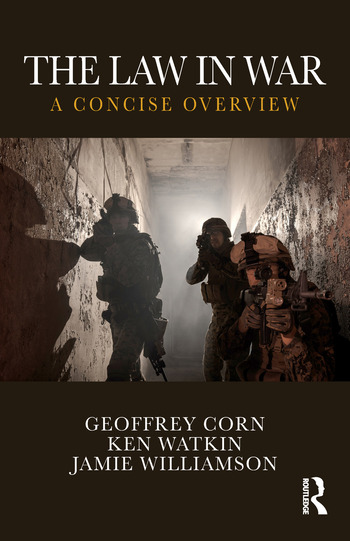 The Law in War A Concise Overview book cover