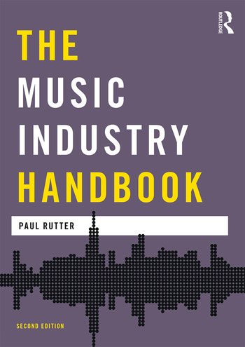 The Music Industry Handbook book cover