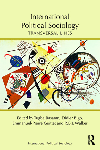 International Political Sociology Transversal Lines book cover