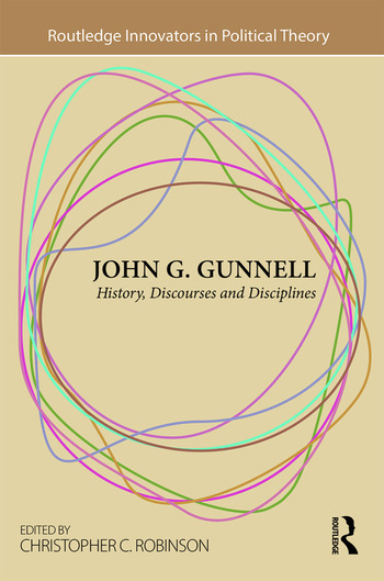 John G. Gunnell History, Discourses and Disciplines book cover