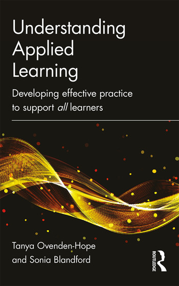Understanding Applied Learning Developing Effective Practice to Support All Learners book cover