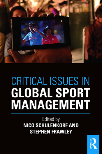 Critical Issues in Global Sport Management book cover