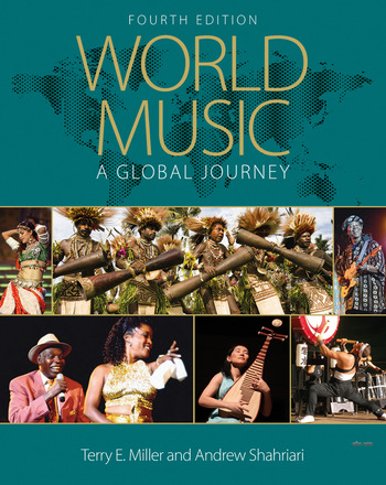 World Music: A Global Journey, Paperback book cover