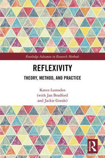 Reflexivity Theory, Method, and Practice book cover