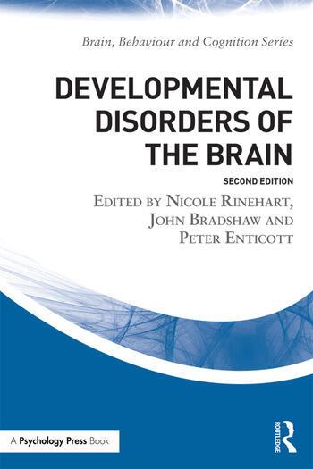 Developmental Disorders of the Brain book cover