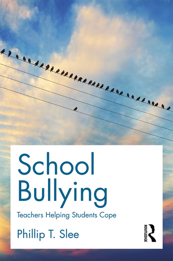 School Bullying Teachers helping students cope book cover