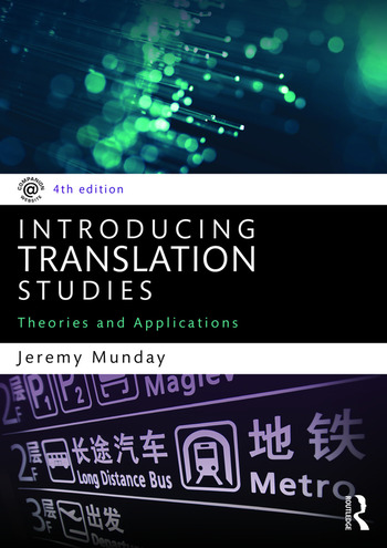 Introducing Translation Studies Theories and Applications book cover