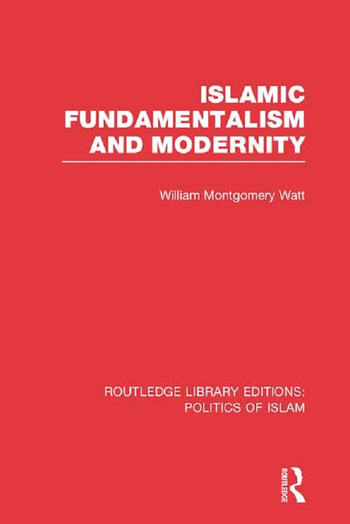 Islamic Fundamentalism and Modernity book cover
