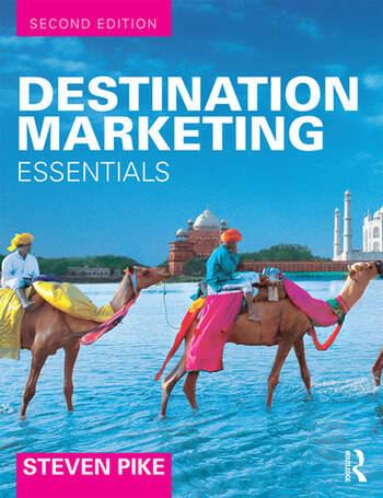 Destination Marketing Essentials book cover