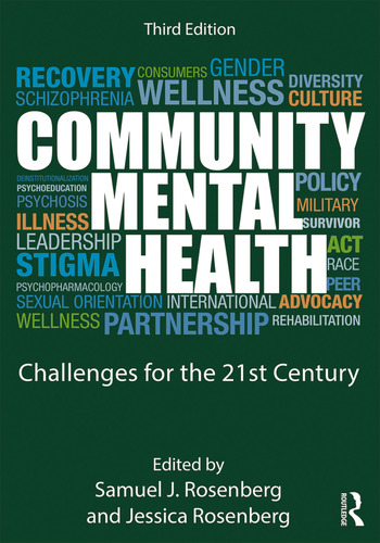 Community Mental Health Challenges for the 21st Century book cover