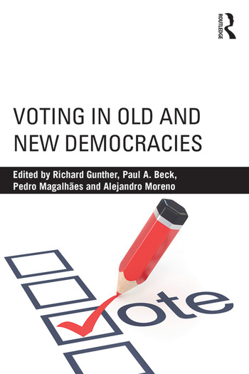 Voting in Old and New Democracies book cover