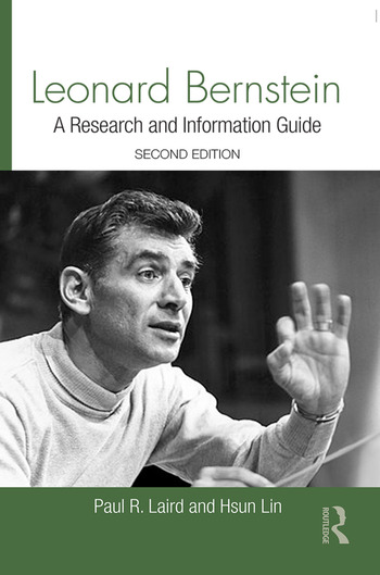 Leonard Bernstein A Research and Information Guide book cover