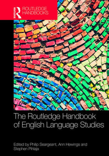 The Routledge Handbook of English Language Studies book cover