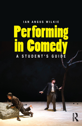 Performing in Comedy A Student's Guide book cover
