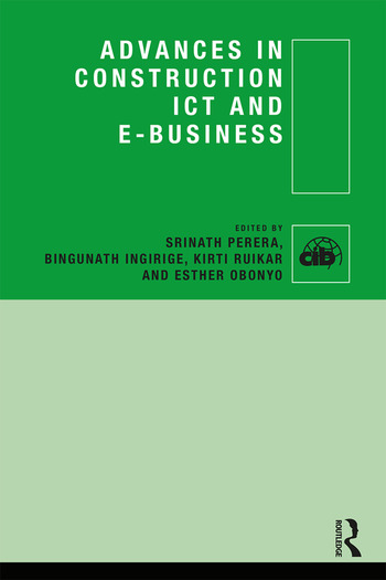 Advances in Construction ICT and e-Business book cover