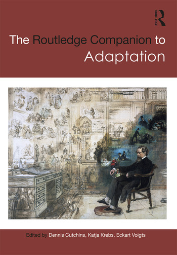 The Routledge Companion to Adaptation book cover