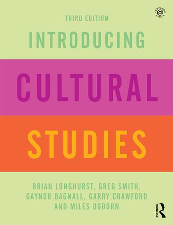 Introducing Cultural Studies book cover