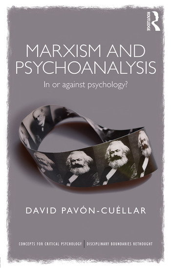 Marxism and Psychoanalysis In or against Psychology? book cover