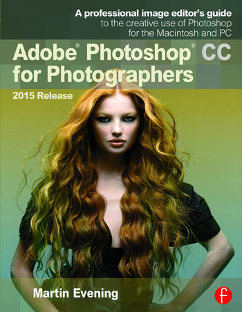 Adobe Photoshop CC for Photographers, 2015 Release book cover