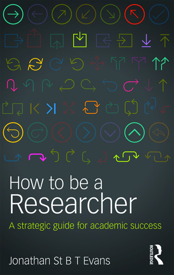 How to Be a Researcher A strategic guide for academic success book cover