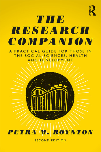 The Research Companion A practical guide for those in the social sciences, health and development book cover
