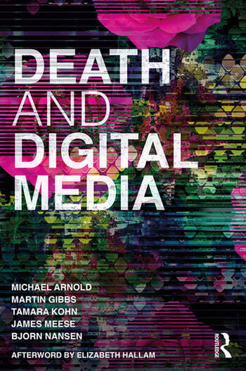 Death and Digital Media book cover