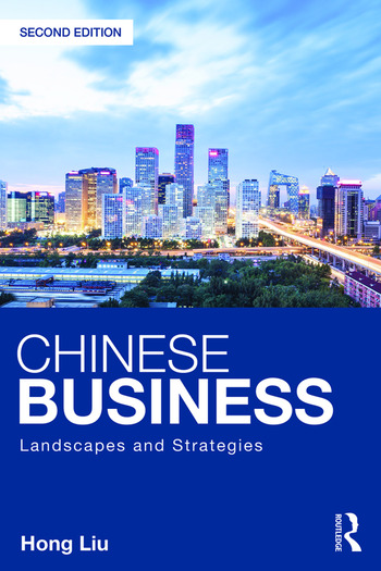 Chinese Business Landscapes and Strategies book cover