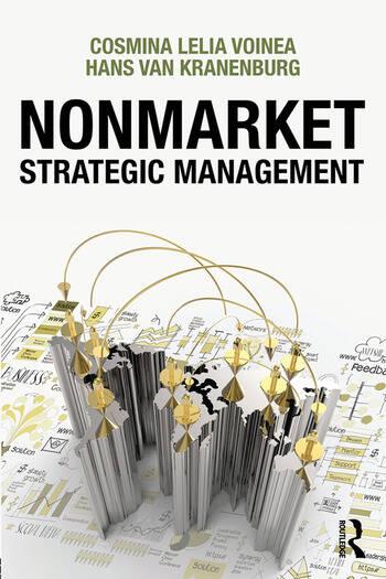 Nonmarket Strategic Management book cover