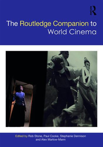 The Routledge Companion to World Cinema book cover